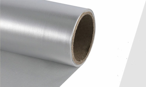 High quality Aluminum Foil Fiberglass Cloth