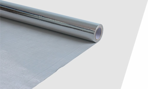 Ecnomic Aluminum Foil Fiberglass Cloth