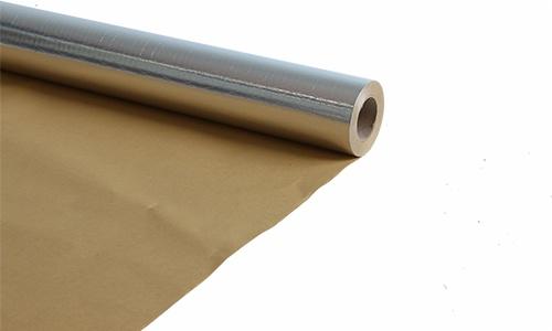 Heat Sealing Foil Scrim Kraft Facing