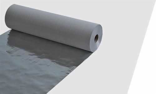 Single Sided Aluminum Foil Fabric