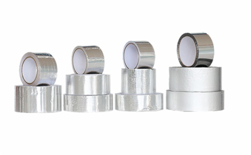 Self Wound Aluminum Foil Tape